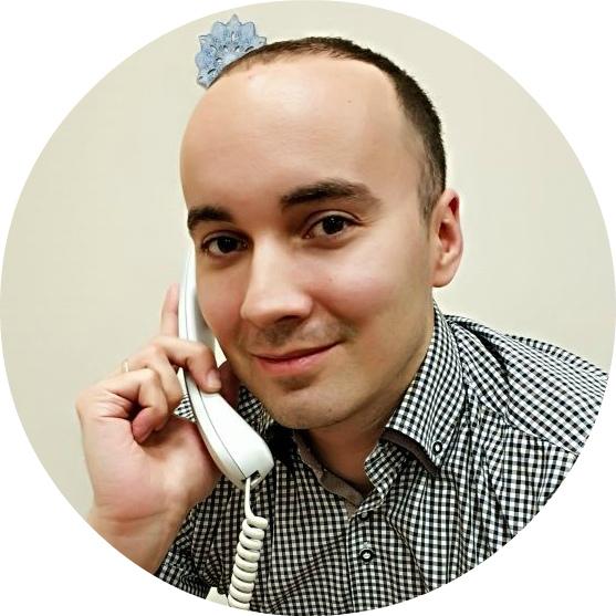 Александр Аникин, менеджер по продажам