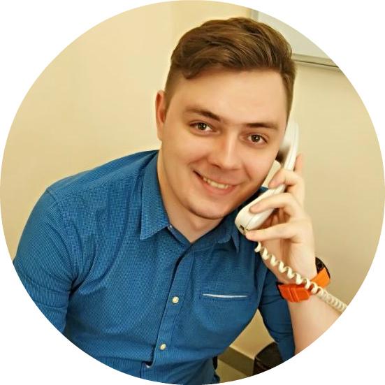 Сергей Дунников, менеджер по продажам
