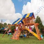 Детский городок Superior Play Systems Техасец 5,5 без спиральной горки