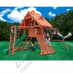 Детская игровая площадка Superior Play Systems Original Castle with Monkey Bars