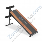 Скамья Oxygen Flat Sit Up Board прямая для пресса